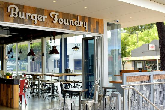 Burger Foundry - Pubs and Clubs