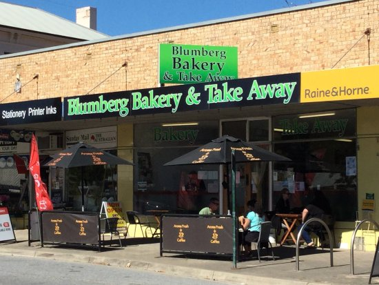 Blumberg Bakery  Take Away - Pubs and Clubs