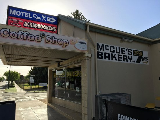 McCue's Bakery - Pubs and Clubs