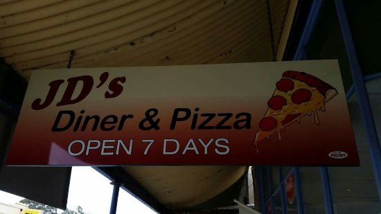 JD's Diner & Pizza - Pubs and Clubs