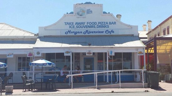 Morgan Riverview Cafe  Takeaway - Pubs and Clubs