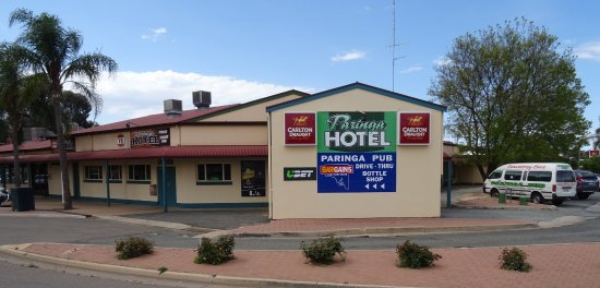 Paringa Hotel Motel - Pubs and Clubs