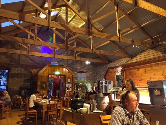 The Old Wool Store Cafe  Restaurant