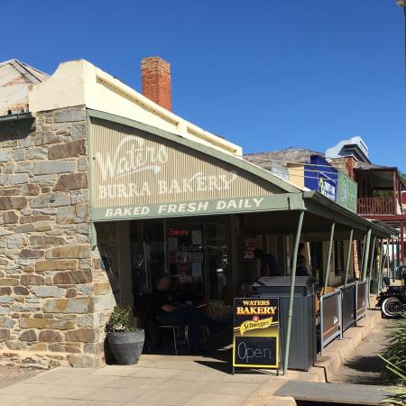 Waters Burra Bakery - Pubs and Clubs