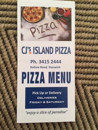 CJ's Cafe  Pizza - Pubs and Clubs