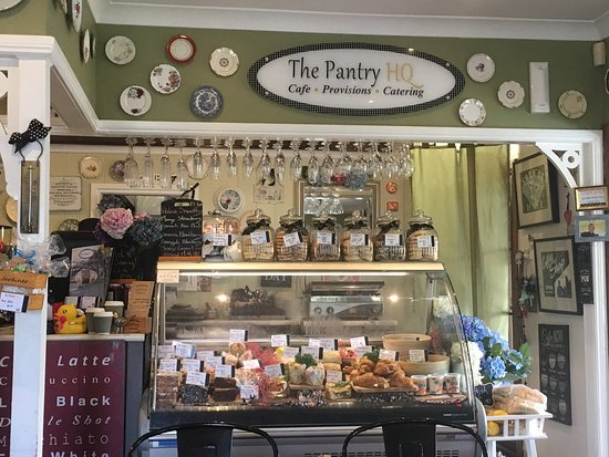 The Pantry HQ - Pubs and Clubs