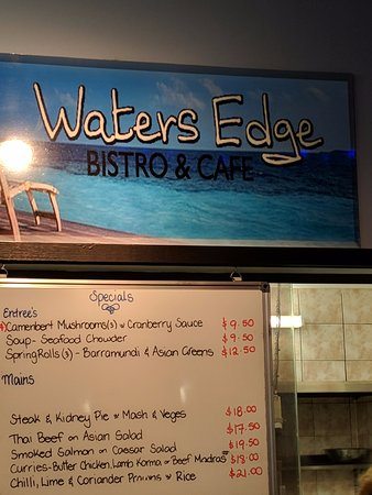 Water's Edge Bistro - Pubs and Clubs