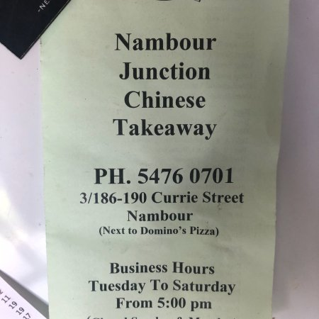 Nambour Junction Chinese Takeaway - Pubs and Clubs