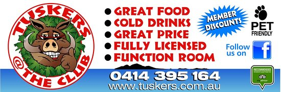 Tuskers Tuckerbox And Catering - Pubs and Clubs