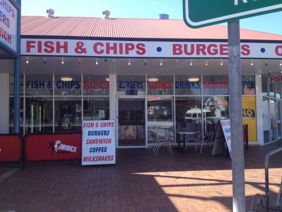 Beaudesert Fish and Chips - Pubs and Clubs