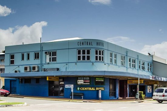Central Hotel Bowen - Pubs and Clubs