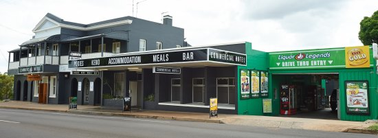 Commercial Hotel Day Dawn Restaurant - Pubs and Clubs