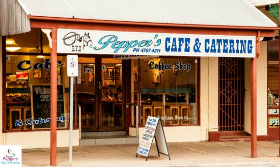 Peppers Cafe  Catering - Pubs and Clubs