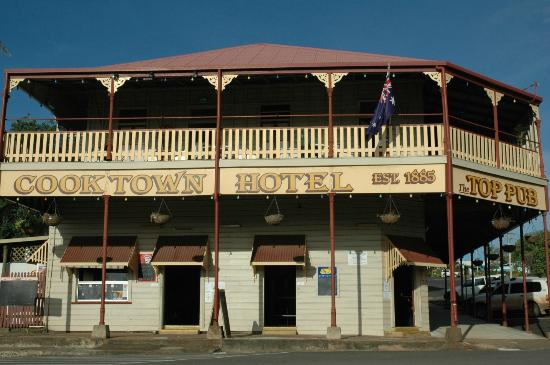 Cooktown Hotel - Pubs and Clubs