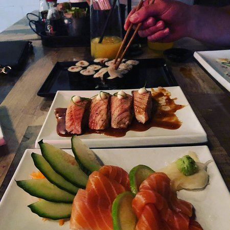 Ginja Ninja Sushi Cafe - Pubs and Clubs