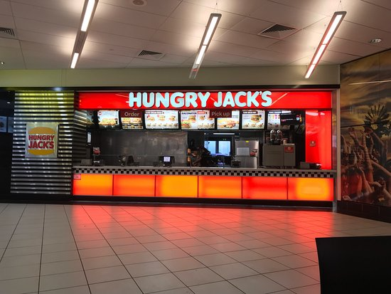 Hungry Jacks - Pubs and Clubs