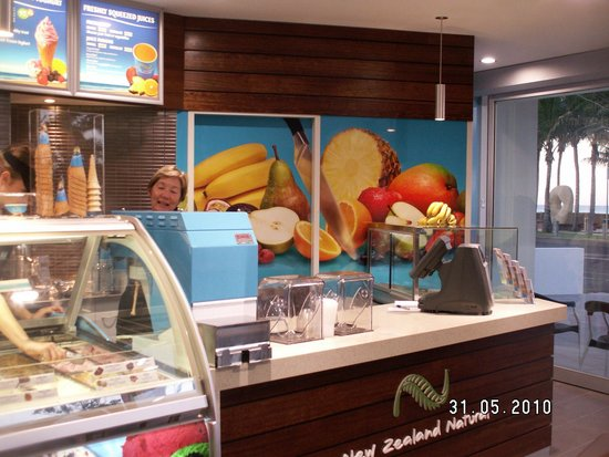 New Zealand Ice Creamery - Pubs and Clubs