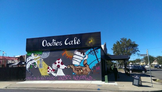 Oodies Cafe - Pubs and Clubs