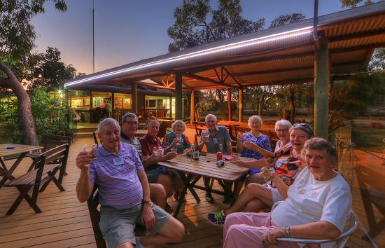 Cobbold Gorge Bistro - Pubs and Clubs