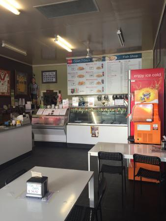 tenterfield fish and chips