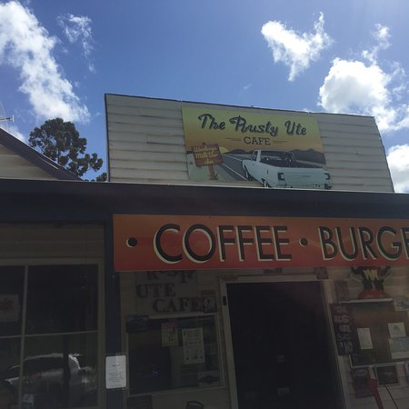 The Rusty Ute Cafe - Pubs and Clubs