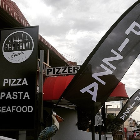Pier Front Pizzeria - Pubs and Clubs